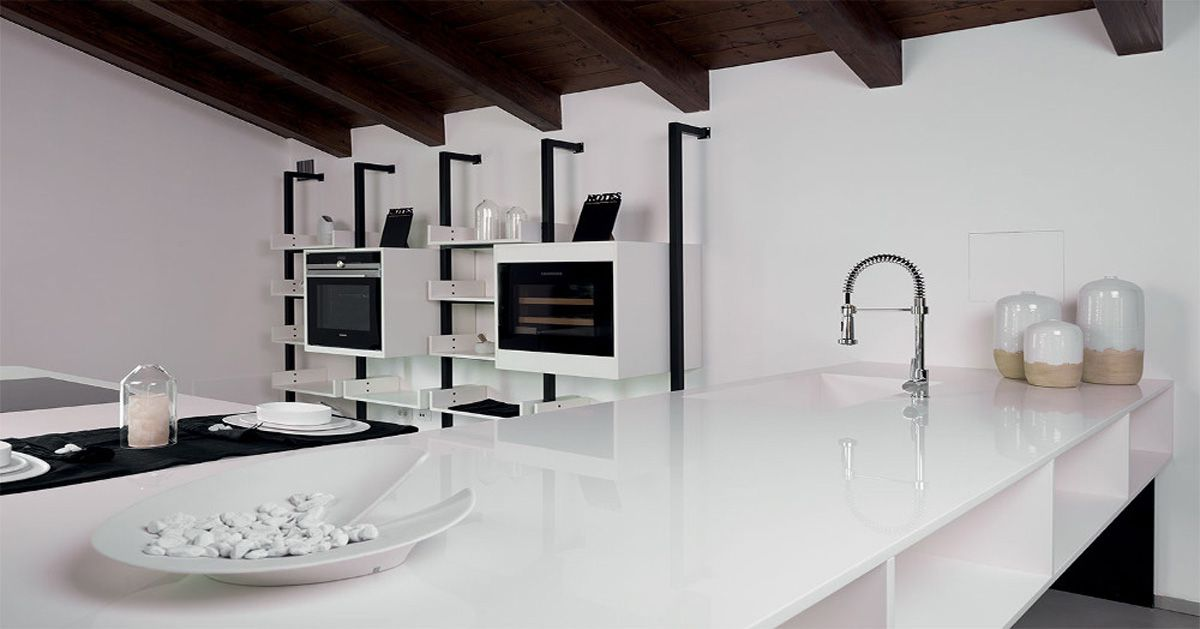 SapienStone, dress your kitchen