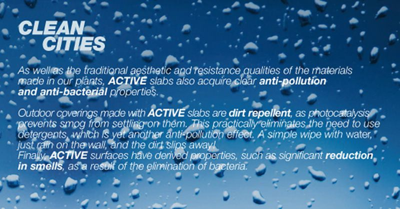 ACTIVE Clean Air & Antibacterial Ceramic™  logra el Certificado internacional ISO 27448